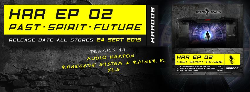 HRR008 Past - Spirit - Future